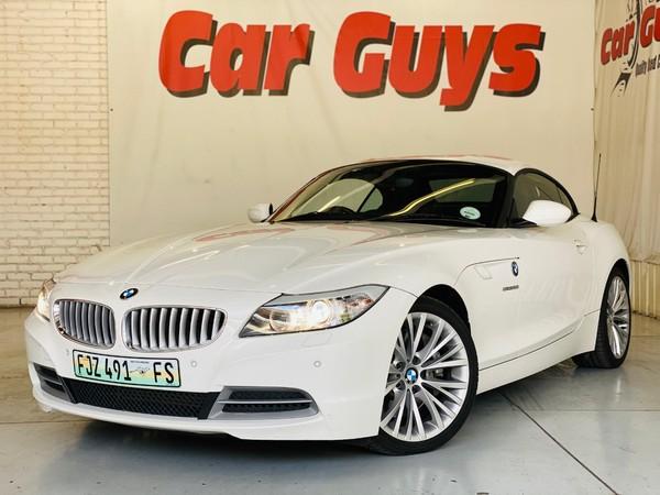 2009 BMW Z4 Sdrive35i At  Gauteng Pretoria_0