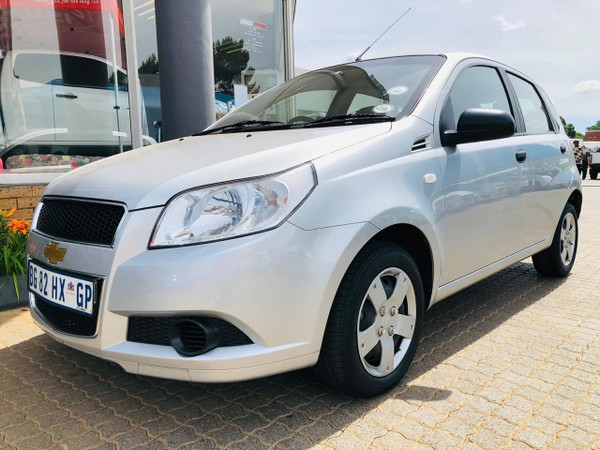 2011 Chevrolet Aveo 1.6 L 5dr  Gauteng Pretoria_0