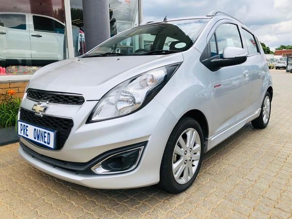 2013 Chevrolet Spark 1.2 LT 5DR Gauteng Pretoria_0