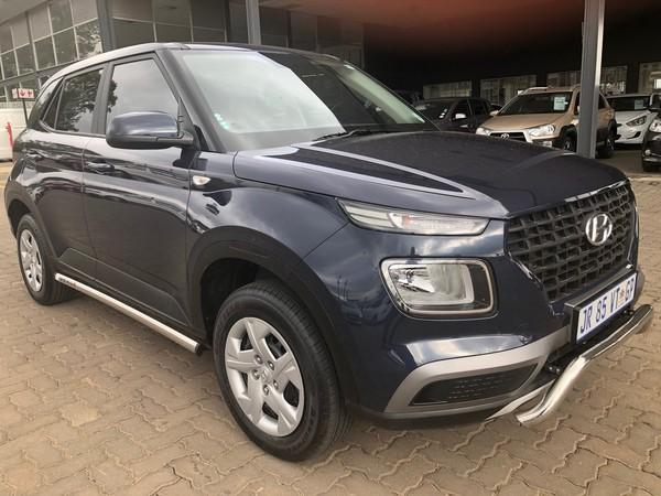2020 Hyundai Venue 1.0 TGDI Motion Gauteng Pretoria_0