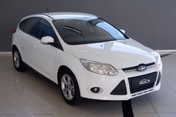 2013 Ford Focus 1.6 Ti Vct Trend 5dr  Western Cape Somerset West_0