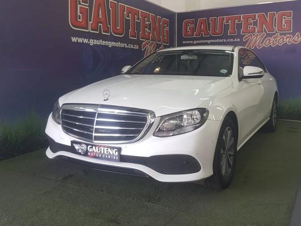 2017 Mercedes-Benz E-Class E 200 Gauteng Pretoria_0