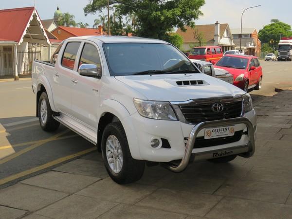 2011 Toyota Hilux 3.0 D-4d Raider 4x4 At Pu Dc  Kwazulu Natal Pietermaritzburg_0