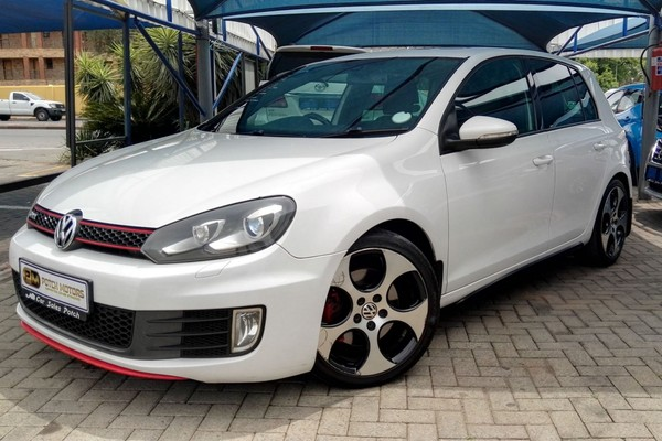 2010 Volkswagen Golf Vi Gti 2.0 Tsi Dsg  North West Province Potchefstroom_0