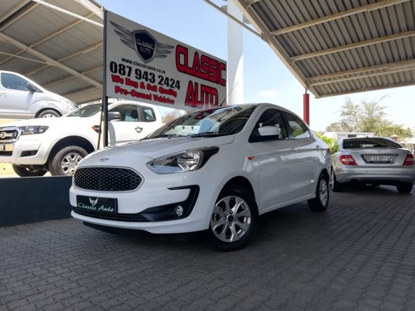 2018 Ford Figo 1.5 Trend Gauteng Randburg_0