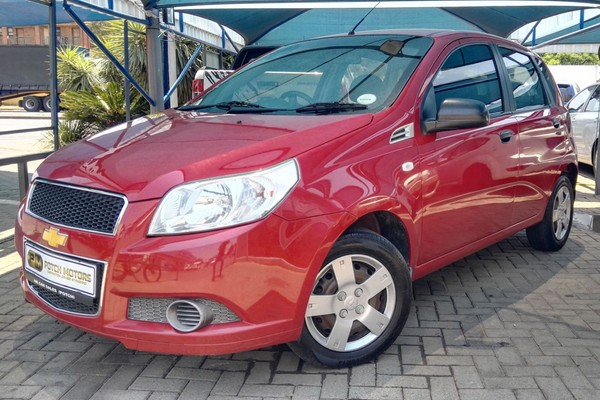 2011 Chevrolet Aveo 1.6 L 5dr  North West Province Potchefstroom_0