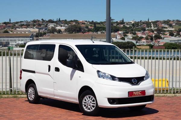 2017 Nissan NV200 1.6i Visia FC Panel van Eastern Cape Port Elizabeth_0