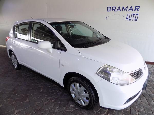 2012 Nissan Tiida 1.6 Visia  MT Hatch Gauteng Boksburg_0