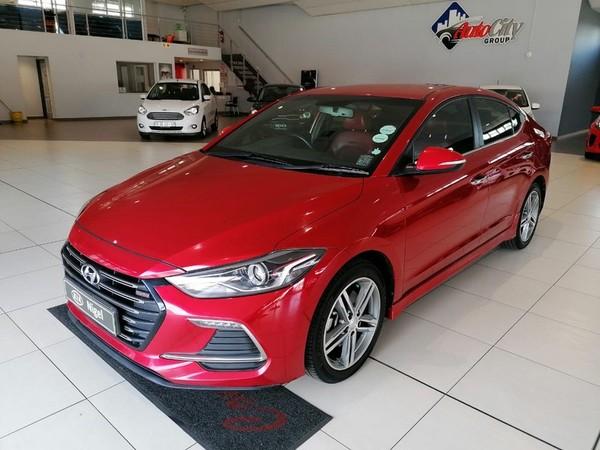 2017 Hyundai Elantra 1.6 GTDI DCT Gauteng Nigel_0