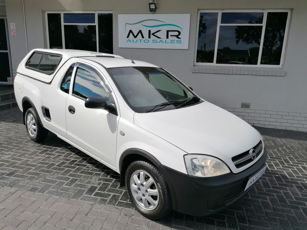 2008 Opel Corsa Utility 1.4i Club Pu Sc  Eastern Cape Port Elizabeth_0