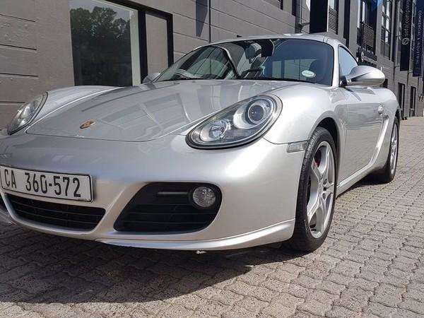 2009 Porsche Cayman S Tiptronic  Western Cape Cape Town_0