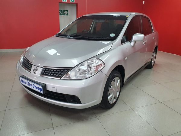2013 Nissan Tiida 1.6 Visia  MT Sedan Gauteng Nigel_0
