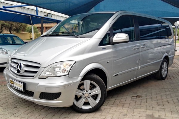 2014 Mercedes-Benz Viano 3.0 Cdi Avantgarde  North West Province Potchefstroom_0