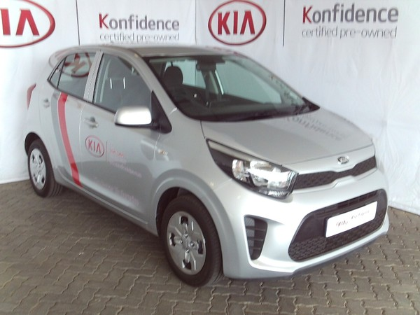 2020 Kia Picanto 1.2 Street Auto Gauteng Pretoria_0