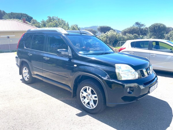 2009 Nissan X-Trail 2.0d Se 4x4 At r69  Western Cape Plumstead_0