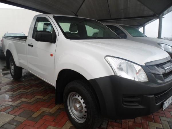 2015 Isuzu KB Series 250 D-TEQ Fleetside Safety Single cab Bakkie Eastern Cape Port Elizabeth_0