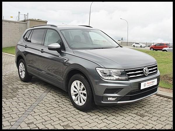 2019 Volkswagen Tiguan Allspace 1.4 TSI Trendline DSG 110KW Western Cape George_0
