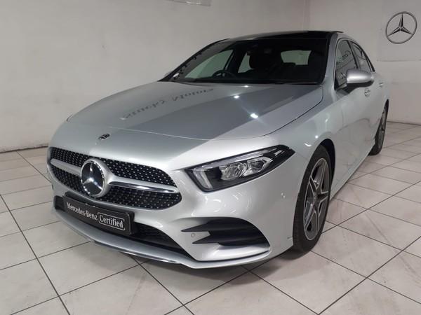 2020 Mercedes-Benz A-Class A200d 4-Door Kwazulu Natal Newcastle_0