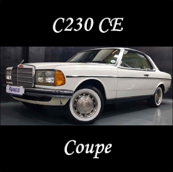 1986 Mercedes-Benz E-Class 230 E At Ac w 123  Gauteng Benoni_0