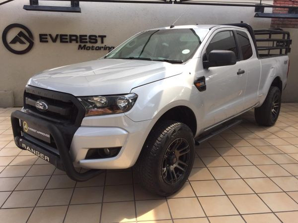 2016 Ford Ranger 2.2TDCI XL 4X4 PU SUPCAB Mpumalanga White River_0