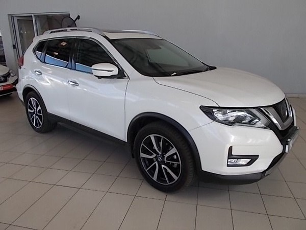 2017 Nissan X-Trail 2.5 Tekna 4X4 CVT 7S North West Province Potchefstroom_0