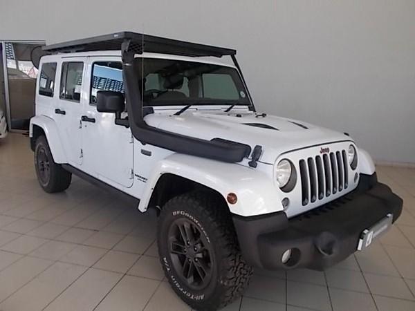2016 Jeep Wrangler Unlimited 3.6l V6 At  North West Province Potchefstroom_0