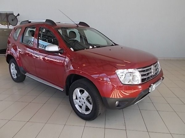 2014 Renault Duster 1.6 expression North West Province Potchefstroom_0