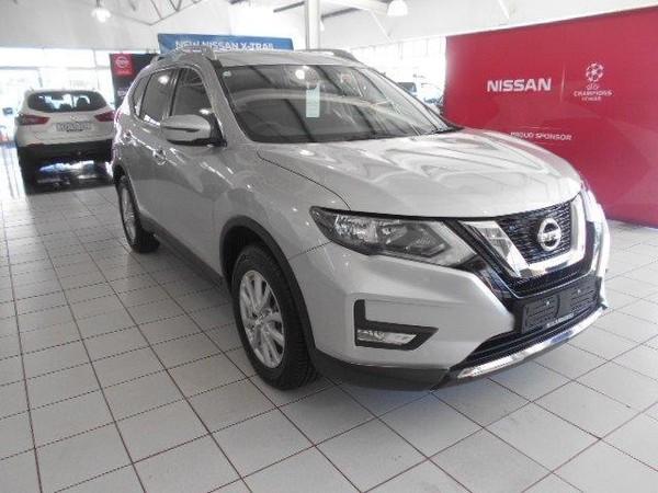 2020 Nissan X-Trail 2.5 Acenta 4X4 CVT Western Cape Cape Town_0