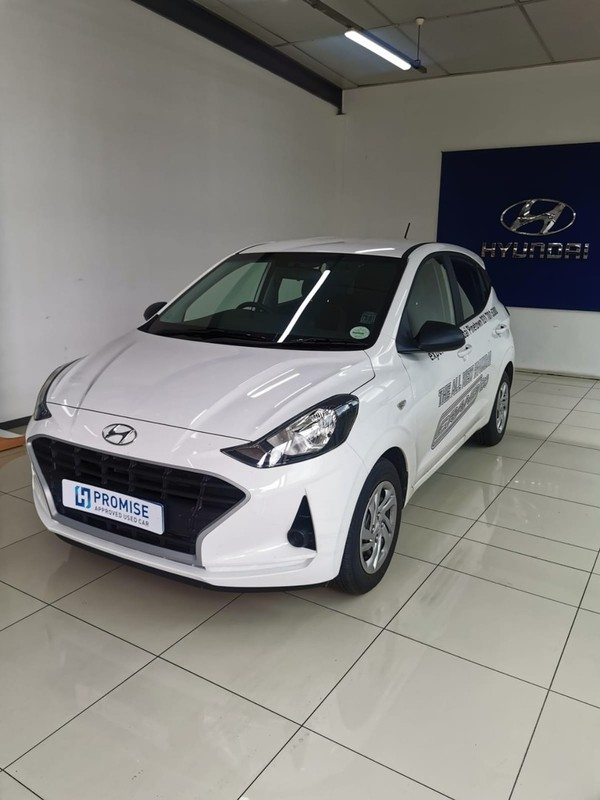 2020 Hyundai Grand i10 1.0 Fluid Kwazulu Natal Pinetown_0