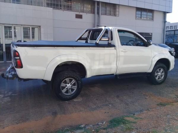2010 Toyota Hilux 3.0D4D LEGEND 45 4X4 SC Gauteng Johannesburg_0