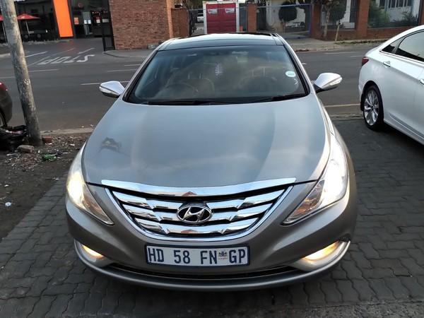 2012 Hyundai Sonata 2.4 Gls At  Gauteng Pretoria_0
