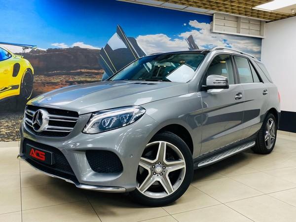 2016 Mercedes-Benz GLE-Class 250d 4MATIC Gauteng Benoni_0
