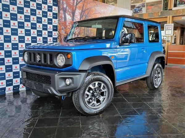 2021 Suzuki Jimny 1.5 GLX Gauteng Rosettenville_0
