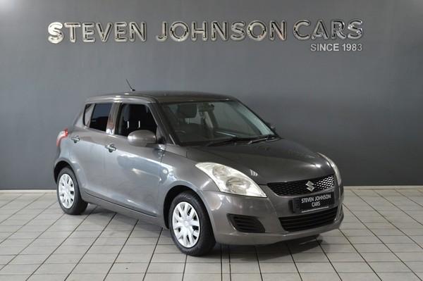 2012 Suzuki Swift 1.4 Gl  Western Cape Cape Town_0