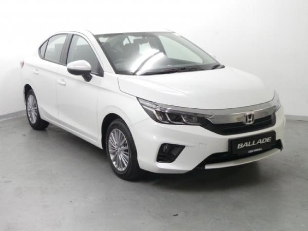 2021 Honda Ballade 1.5 Elegance CVT Kwazulu Natal Pinetown_0