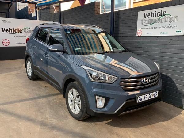 2017 Hyundai Creta 1.6D Executive Auto Gauteng Johannesburg_0