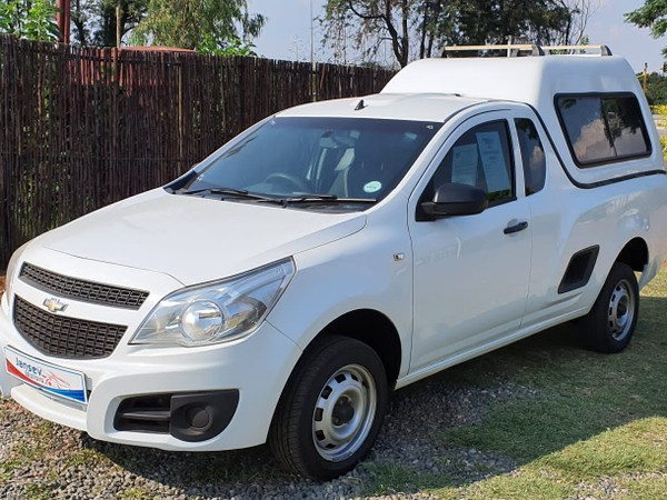 2014 Chevrolet Corsa Utility 1.4 Ac Pu Sc  North West Province Rustenburg_0