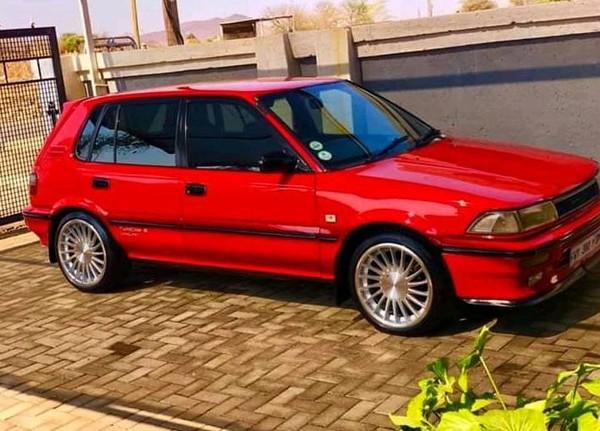 2000 Toyota Tazz 130  Mpumalanga Bushbuckridge_0