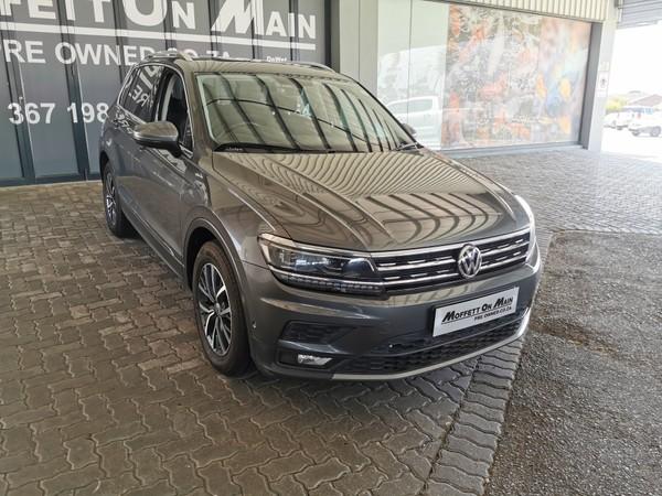 2018 Volkswagen Tiguan 2.0 TDi Comfortline Eastern Cape Port Elizabeth_0