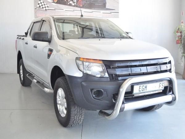 2015 Ford Ranger 2.2tdci Xls Pu Dc  Free State Bloemfontein_0