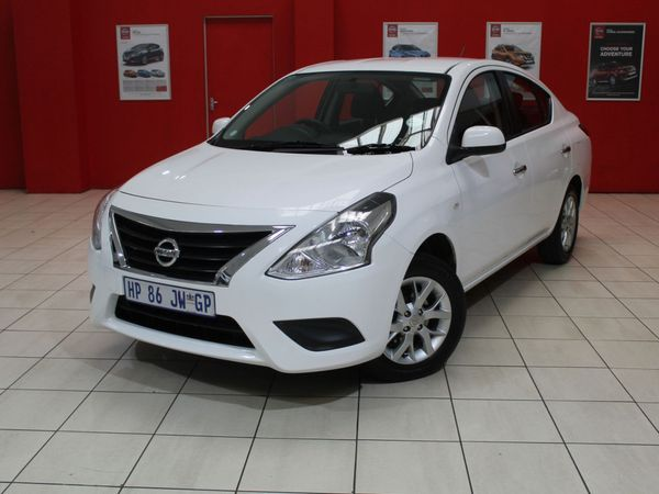 2019 Nissan Almera 1.5 Acenta Gauteng Springs_0