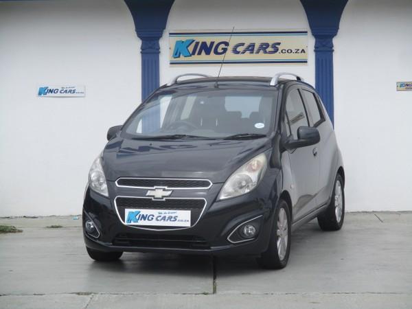 2013 Chevrolet Spark 1.2 Ls 5dr  Eastern Cape Port Elizabeth_0