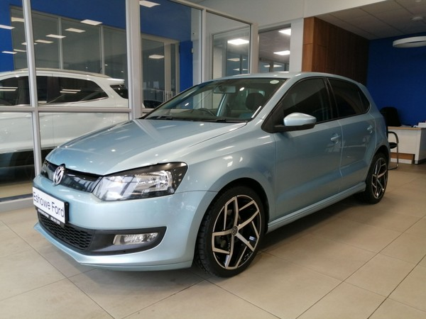 2012 Volkswagen Polo 1.2 Tdi Bluemotion 5dr  Kwazulu Natal Eshowe_0