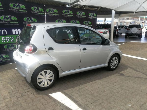 2012 Toyota Aygo 1.0 Wild 5dr  North West Province Rustenburg_0