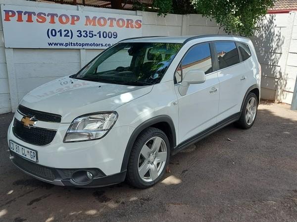 2012 Chevrolet Orlando 1.8lt  Gauteng Pretoria_0