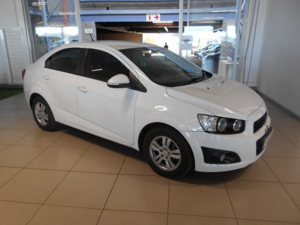 2014 Chevrolet Sonic 1.6 Ls At  Gauteng_0