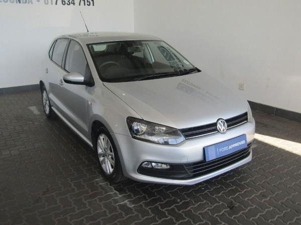 2018 Volkswagen Polo Vivo 1.4 Comfortline 5-Door Mpumalanga Secunda_0