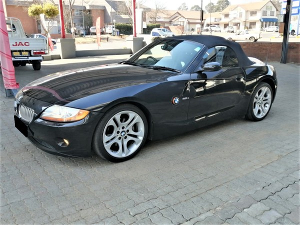 2004 BMW Z4 Roadster 3.0i At  Mpumalanga Ermelo_0