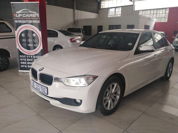 2014 BMW 3 Series 320d f30  Kwazulu Natal Durban_0
