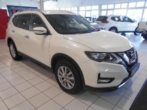 2019 Nissan X-Trail 2.5 Acenta 4X4 CVT Western Cape Cape Town_0